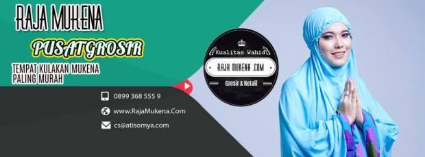 RajaMukena.com Pusat Grosir