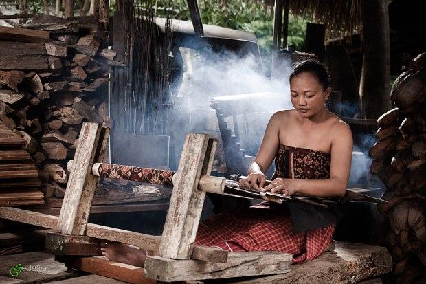 Ragam Kain Tenun Adat Indonesia Budaya Adiluhung Nusantara
